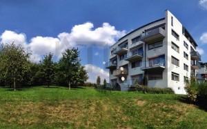 Exterior - Two-bedroom Apartment 117 sqm Prague 6 - Vokovice development Cerveny Vrch, Nepalska street