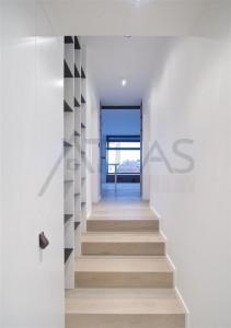 Moderní byt 2+kk s terasou, Praha 2 Vinohrady, nám. Jiřího z Poděbrad
