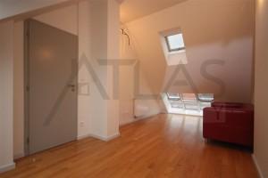 Pronájem bytu 3+kk, 85 m2 Praha 6 - Bubeneč, Národní obrany