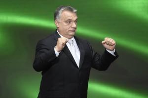 předseda maďarské vlády Viktor Orbán