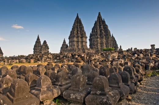 Indonésie ve starověku