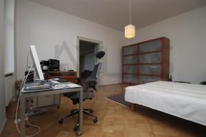 ložnice Pronájem bytu 4+kk, 200 m2, Praha 2 -Vinohrady, Čelakovského sady