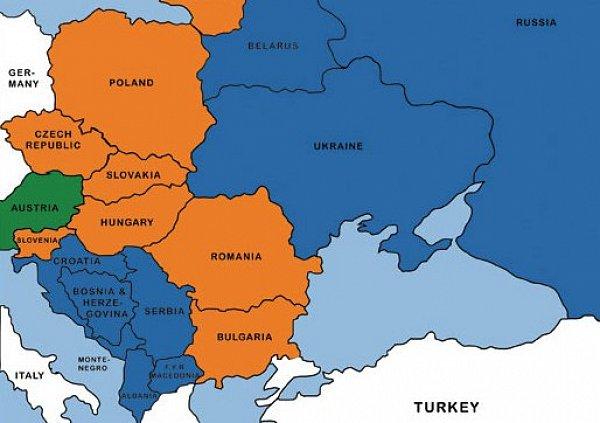 Hospodářská politika v rozvíjejících se evropských zemích