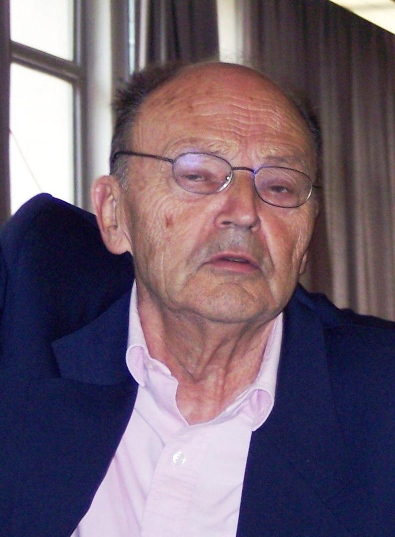 Michel Tournier v roce 2005