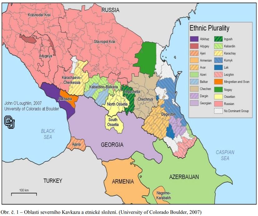 Konflikt o Náhorní Karabach – příčina vnitřního vysídlení