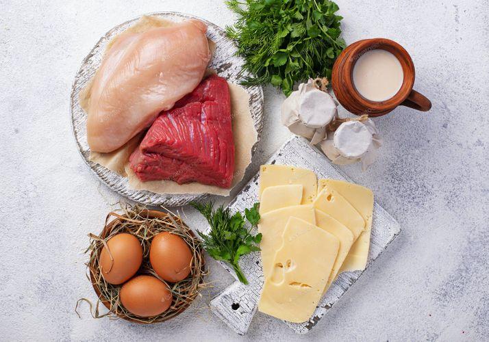 V lednu až srpnu se v Ázerbájdžánu zvýšila produkce masa, mléka a vajec