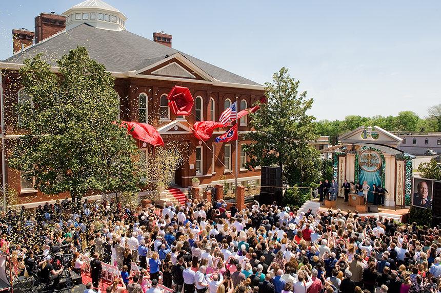 Scientologická církev & celebrity centrum Nashville