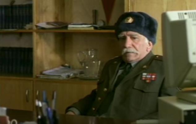 "Záběr z filmu ""Chudák Sasha"" Armen Džigarkhanyan"