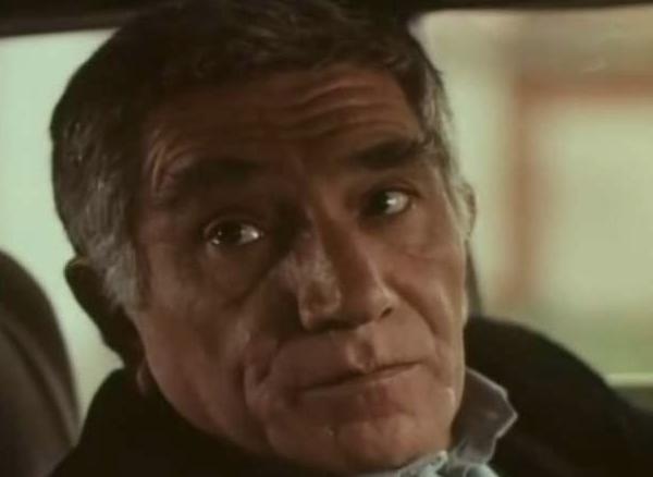 "záběr z filmu ""Hey! Train Loupež"" Armen Džigarkhanyan"