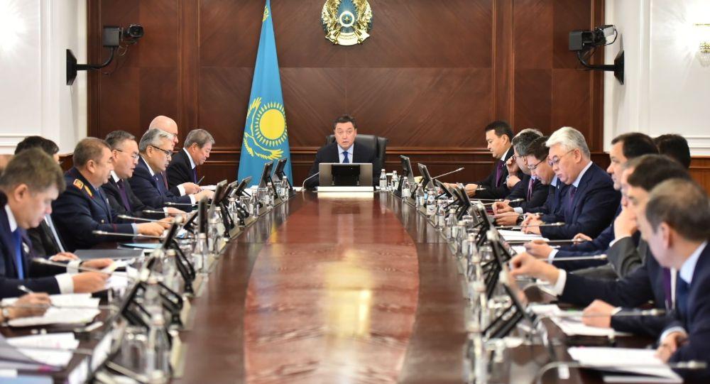 Kabinet ministrů Kazachstánu schválil dohodu o přijetí grantu ve výši 400 milionů jenů z Japonska